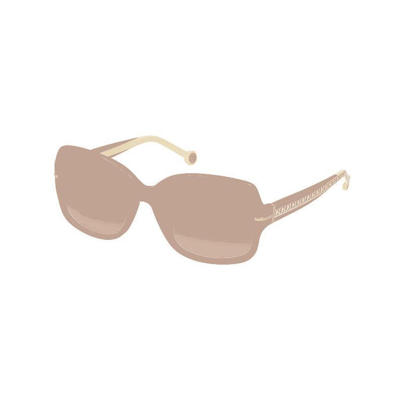 6293397a5c6b4 Carolina Herrera modelo SHE574-0722  Coleção clássica de óculos.