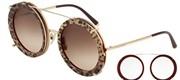 Compre ou amplie a imagem do modelo Dolce e Gabbana DG2198-131813.