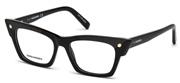 Compre ou amplie a imagem do modelo DSquared2 Eyewear DQ5234-001.