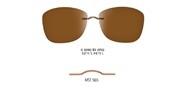 Compre ou amplie a imagem do modelo Silhouette CLIPON50907-B30702.