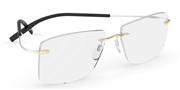 Compre ou amplie a imagem do modelo Silhouette TMAIconGoldEdition5539IZ-8080.